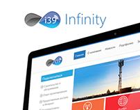 Web site Infinity