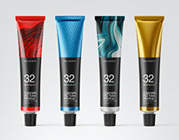 Cosmetic Tubes PSD Mockups