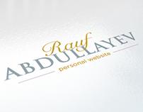 Rauf Abdullayev's personal website