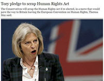 UK SOS! Our human rights are under attack