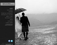 Portfolio Web for a Multi Award Winning Photographer