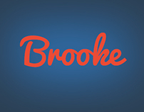 Brooke - Tumblr Template