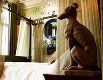 THE GLORIOUS HOTEL / ANTWERP