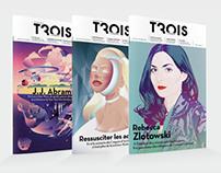 Trois couleurs, mk2 Agency