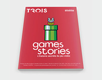 Hors serie Games Stories