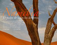 Namibia - Viajar Magazine