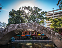 River Walk—San Antonio Texas