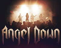 Angel Down Logo