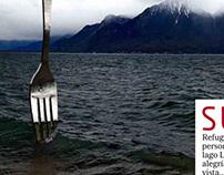 Viajes El mundo - Lago Lemán. Suiza