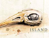"Graphic Novel ""Island"""