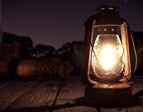 Lamp scene