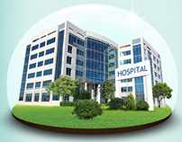 Hospital Folder | Cleaning Company