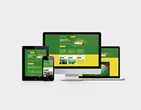 Scorbolamid - RWD Website