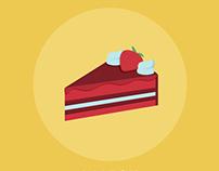 The Sweet Life 2014 Calendar