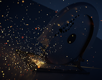 Sparks scene