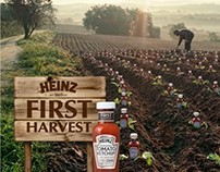 Heinz First Harvest - product launch