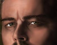 Calvin Candie Portrait