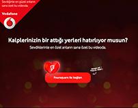 Vodafone | Your Valentine's day