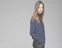 !iTEM Denim lookbook, F/W'12