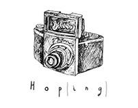 Hop|ing|