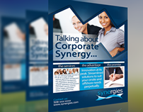 Corporate Flyer - Simple - Synergies