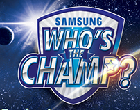 Samsung Champ Launch Activity (Nation Wide)