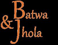 Visual Corporate Identity- Batwa & Jhola