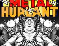 Metal Hurlant fanart