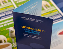 Coxi Clear Leaflet and Flyers