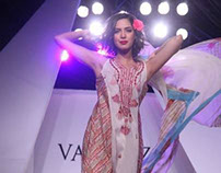 Vaneeza Lawn Exhibition and Fashion SHow