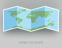 Flat Map Is On The Move