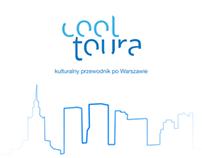 Cooltoura redesign - webdesign