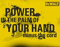 DEWALT Cordless Drill and Screwdriver