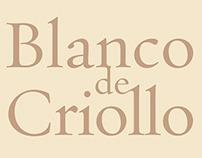 Amedei Tuscany - Blanco de Criollo - 2012
