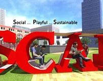 SCAD 35 : Urban Intervention