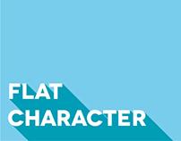 FLAT CHARACTER