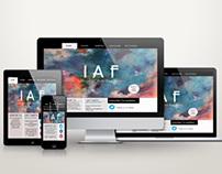 Art gallery - responsive website