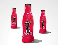 FALCON FORCE - Energy Drink   Branding
