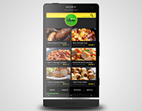 RecipeIdeas Android App