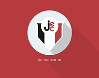 Joinville Esporte Club (JEC) - Flat