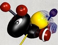 Dabon Enrica la formica - 3D Modeling