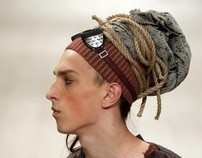 """""""NOMAD"""" fall winter 2012 collection"""