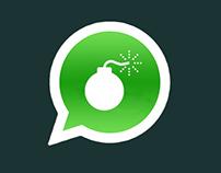 Falsa alerta de bomba en whatsapp