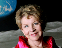 June Scobee Rodgers Turns Tragedy Into Triumph