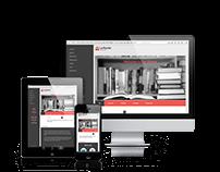 UX for La Roche Library