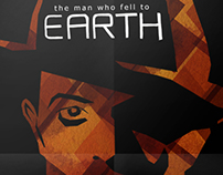 The Man Who Fell to Earth DVD Packaging