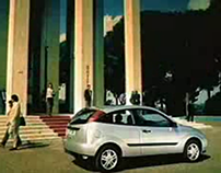 Ford Focus Canadian Launch, TV Campaign, 2000
