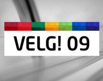 NRK - VELG! 09 - Norwegian Parliamentary Elections