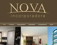 Website - Nova Incorporadora