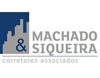 Website para Imobiliária Machado & Siqueira em Itapema